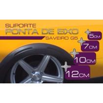 Suporte Ponta De Eixo -saveiro G5 Multiregulagem 5,7,10,12cm