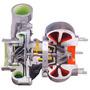 Turbina Audi A3/golf 1.8t 150 Cv *peça Original 0km*