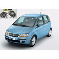 Kit De Embreagem Fiat Idea 1.4 8v Fireflex Após 2006