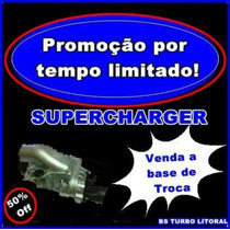 Supercharger Compressor Do Fiesta E Da Ecosport/garantia 09