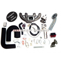 Kit Turbo Vw Ap Mono Carburado Ou Injeção