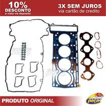 Jogo De Junta Superior Mercedes Classe A160 + Jogo Parafusos