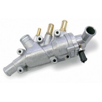 Valvula Termostatica C/ Carcaca De Aluminio Fiesta 1.6 8v 05
