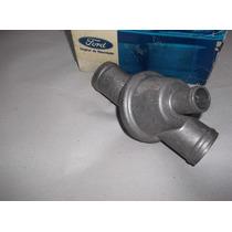 Válvula Termostática F1000 D226 Mwm Original Ford