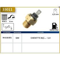 Sensor Partida Frio Chevette 81... 94.618.831