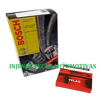 Kit Cabo + Vela Ecosport Escort Focus 1.6 8v Gasolina Flex