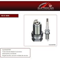 Vela De Ignição Ngk Laser Platinum Pfr6j-11 Especial Para Ni