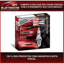 Jogo De Velas De Ignição Champion Peugeot 206 1.4 8v Flex