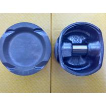 Pistão C/ Anéis 0,50 Metal Leve Gol 1000 16v Turbo Original