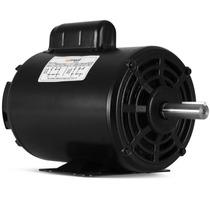 Motor Monofásico Elétrico 1 Cv 60hz 110v 220v 4 Polos Nema
