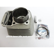 Kit Cilindro Motor, Camisa Pistao Aneis Dafra Speed 150cc