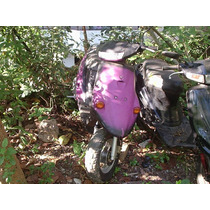 Tampa Do Motor P/ Scooter Tbg 50cc.