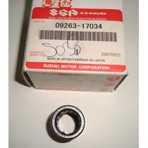 Rolamento De Roda Dianteira Suzuki 09262-17034