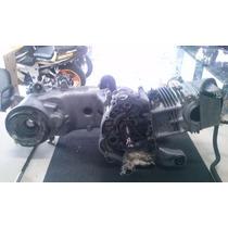 Motor Burgman 125cc/13 Funcionando, Nota E Baixa