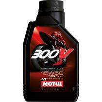 Oleo Motul 300v 15w50 Competiçao - Original (france)