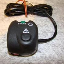 Botao Start/stop - Jet Ski Yamaha - 2 E 4 Tempos