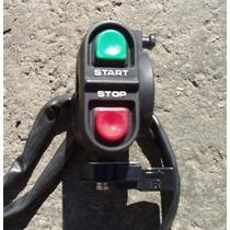 Botao Start/stop - Jet Ski Kawasaki - 2 E 4 Tempos