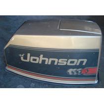 Capô P/ Motor De Popa Jonhson 45 Hp