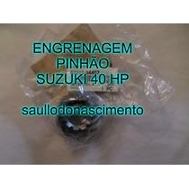 Engrenagem Ou Coroa Pinhão De Câmbio Suzuki Dt 40 Hp