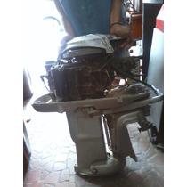 Motor De Popa De Barco