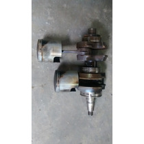 Virabrequim Completo Do Motor De Popa Suzuki 40 Hp
