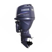 Motor De Popa Yamaha F90betl 4t Novo - Pronta Entrega!!!!