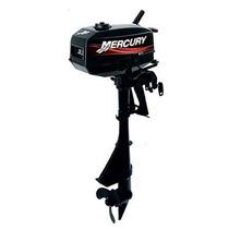 Motor De Popa Mercury 2 Tempos - 3.3 Hp M
