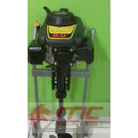 Motor Barco 6.0 Cv 4t- Buffalo + Rabeta Vertical De Popa
