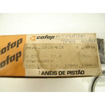 Jogo Anéis Motor Cofap Fusca 1300 ,1m/m Oferta R$70,00