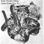 Motor Alcool Ohc Ford 4 Cil. Maverick Jeep F75 F100 Usado...