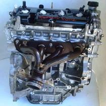 Motor Tiida Livina 1.8 16v Baixa Km Parcial Base Troca
