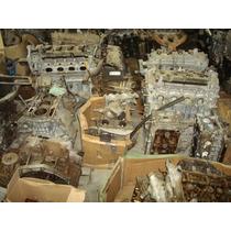 Motor Parcial Nissan March - Versa 1.6 16v - Base De Troca