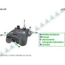 Regulador De Voltagem Gm Celta 03 14v - Gauss