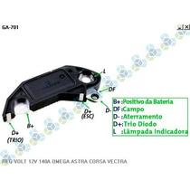 Regulador Voltagem 140a Gm Corsa Wind 95/... - Gauss