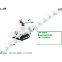 Regulador Voltagem 120a Gm Astra 2.0i 16v 98/99 - Gauss
