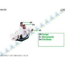 Regulador Voltagem 120a Vw Polo Classic 1.8 Mi Ap - Gauss