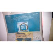 Anel Vedador Válvula Controle Ar S10/kadett Original Gm