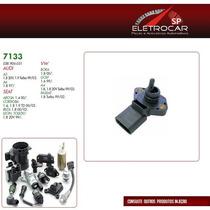 Sensor Map (pressão Do Coletor) Audi A3 1.8 20v / 1.9 Turbo