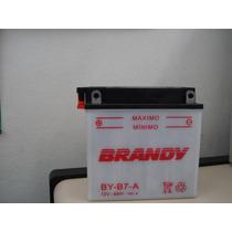 Bateria Moto Yes 125 Intruder 125 Suzuki Yb7-a Consulte-nos