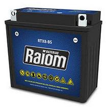 Bateria Moto Rtx8-bs Cbx 150/ Cbx 200 Strada/ Nx 200/ Xr 200