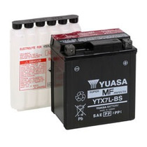 Bateria Yuasa Ytx7lbs Honda Biz 125 Es/125 + (06/09)