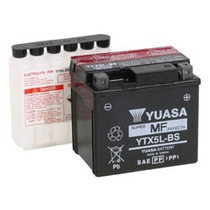 Bateria Ytx5l-bs Honda Cg Titan 150 Ks Fan 150