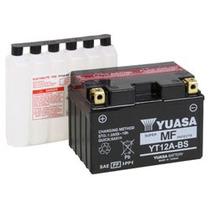 Bateria Yuasa Yt12a-bs SuzukiBandit 1250 2007 - 2012