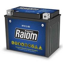 Bateria Moto Ytx12-bs Cbr 1100 Bandit 1200 Comet 650 Zx 1100