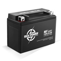 Bateria De Gel Selada Yamaha Rd135 / Rd350 12n.6.5l-bs
