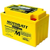 Bateria Gel Motobatt Mbtx9u 9ah Suzuki Gs1200 S As Bandit
