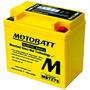 Bateria Gel Agm Quad Flex Motobatt Mbtz7s 6,5ah Honda Xre300