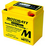 Bateria Gel Agm Quad Flex Mbtz7s 6,5ah Cbr1000 Rr 08/14