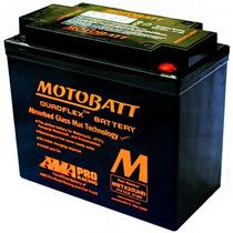 Bateria Gel Mbtx20uhd 21ah Harley Davidson Fxst / Flst 1340