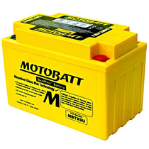 Bateria De Gel Agm Quad Flex Mbtx9u 10,5ah Suzuki Rf900 Z